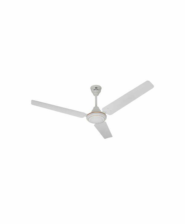 Bajaj Kassels 50 ISI White 1200mm Ceiling Fan
