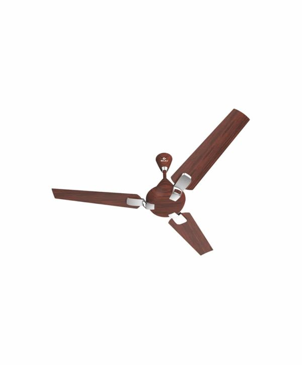 Bajaj Ornio Wenge Wood 1200mm Ceiling Fan