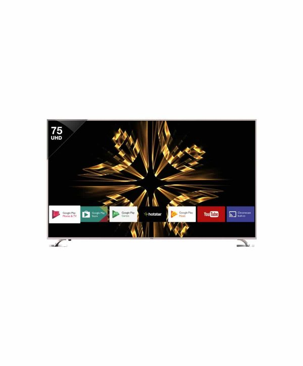 VU Premium Android 75inch OA LED TV
