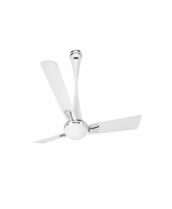 Luminous Audie Standard White 1400mm 3 Blade Ceiling Fan