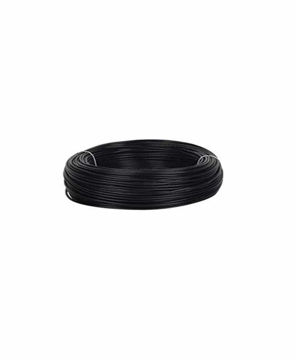 V Guard 1.0sq mm 90mtrs Cable - Black
