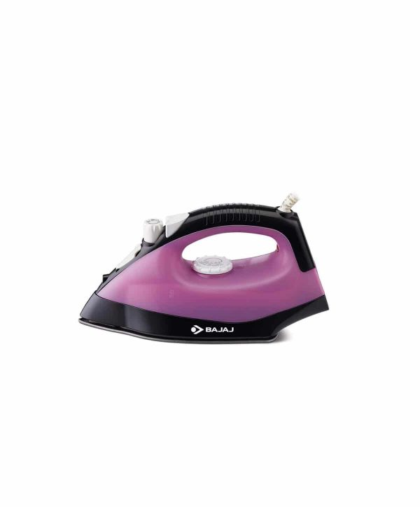 Bajaj MX16 1400W Purple Steam Iron