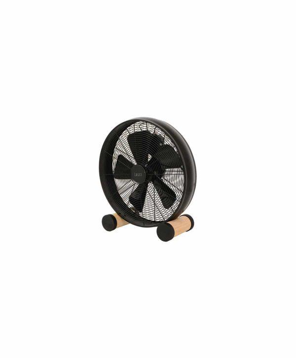 Luft Breeze 400mm Table Fan - Black