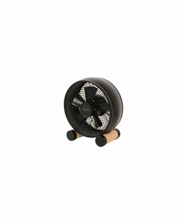 Luft Breeze 200mm Table Fan - Black