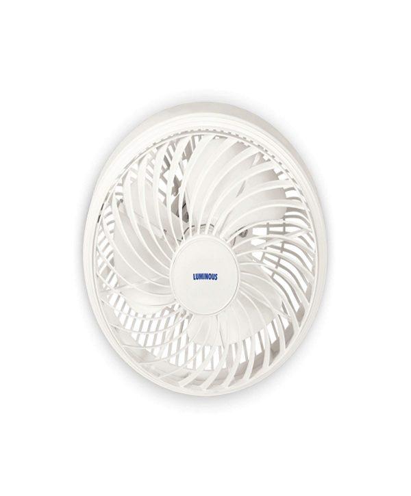 Luminous Buddy 300mm Pristine White Cabin Fan
