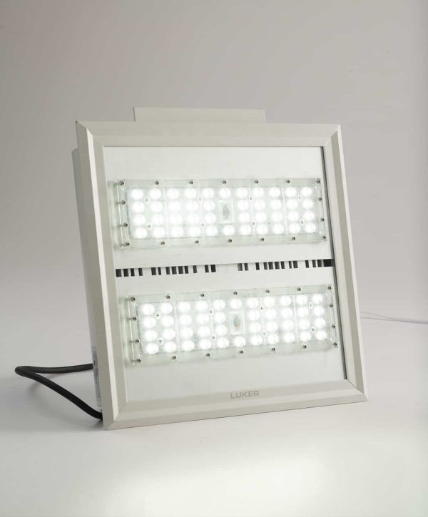 Luker 80W LED Canopy Light