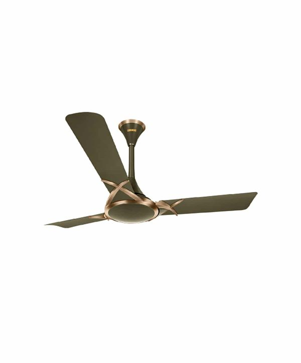 Luminous Deltoid 1200mm 3 Blade Ceiling Fan - Magnet Grey