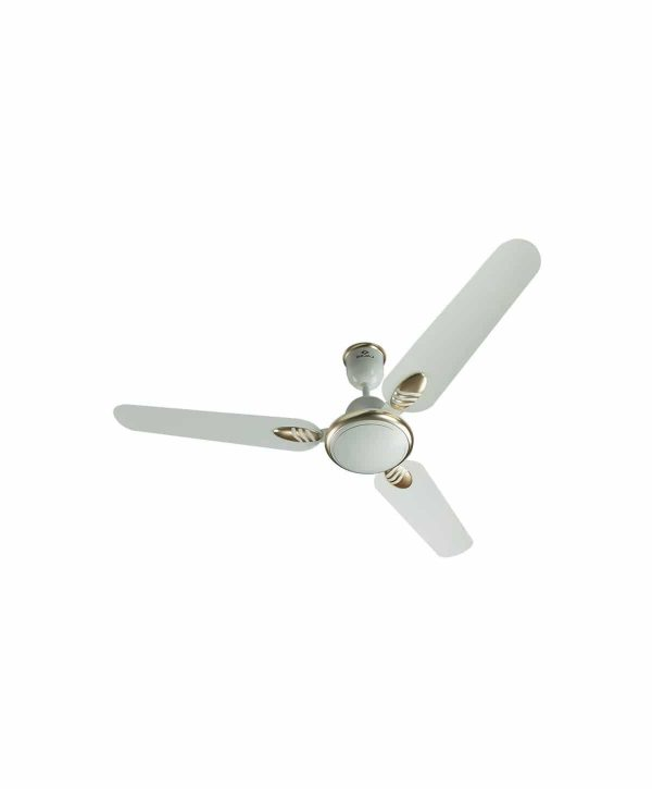 Bajaj Grace Gold Dx Bianco 1200mm Ceiling Fan