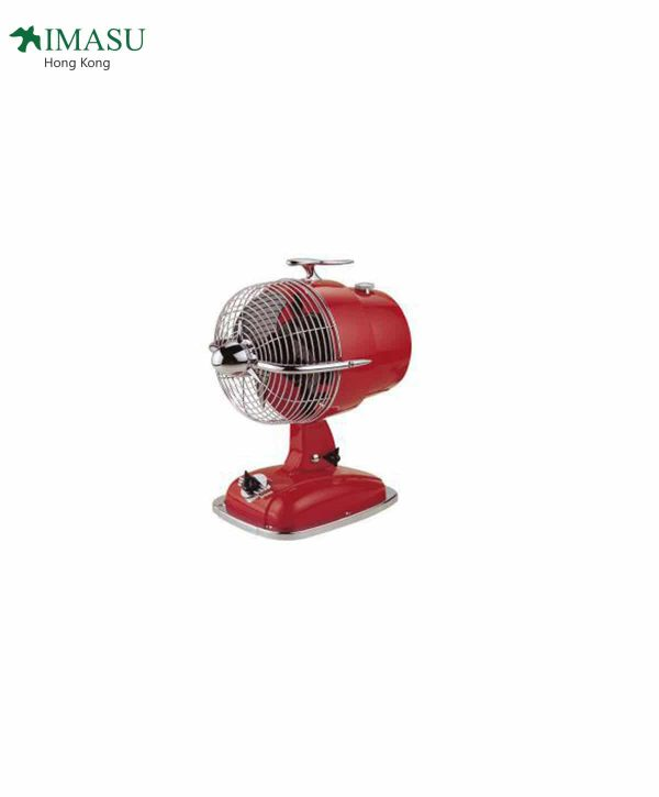 Luft IMASU Mini Breeze Table Fan - Red