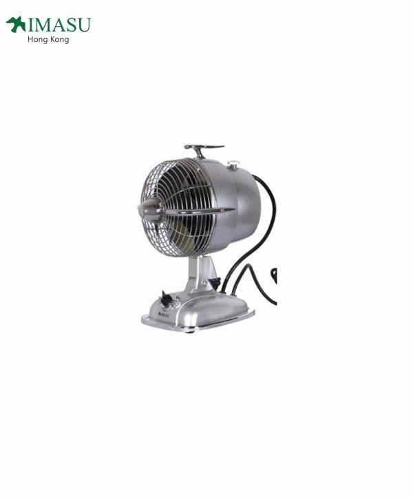 Luft IMASU Mini Breeze Table Fan - Silver