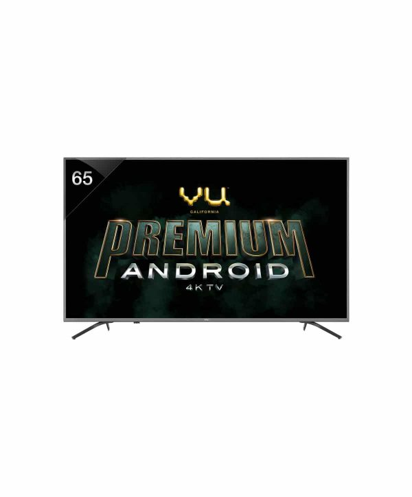 VU Premium Android 65inch OA LED TV