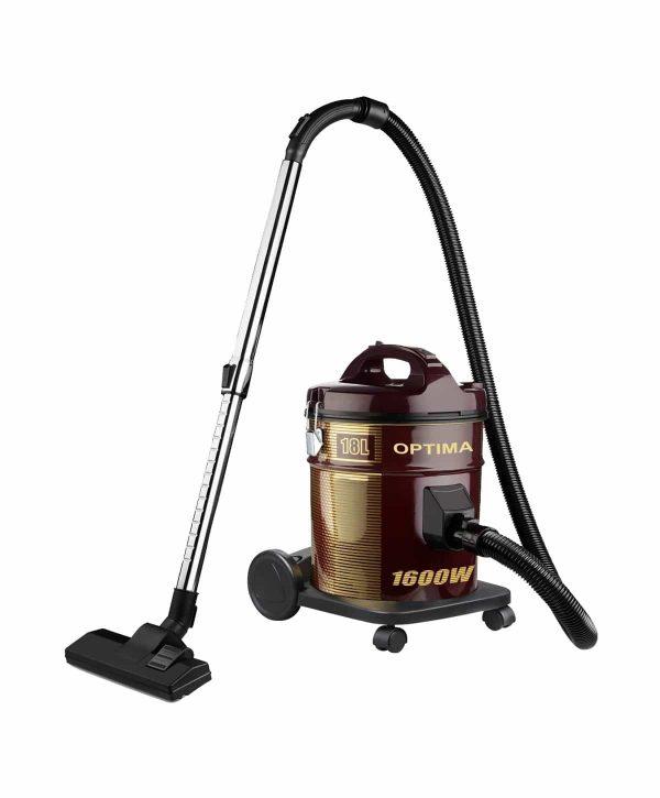 Optima Drum 1600W Vaccum Cleaner