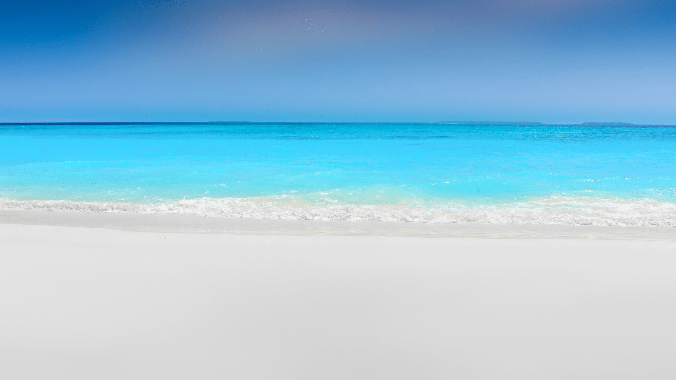 Summer Sea website Banner